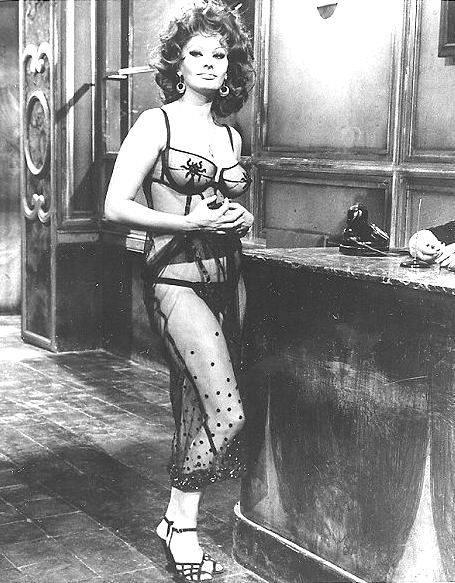 Sophia Loren Marriage Italian Style 1 LEFT