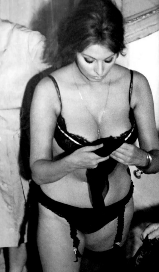 sophia loren black beauty 4