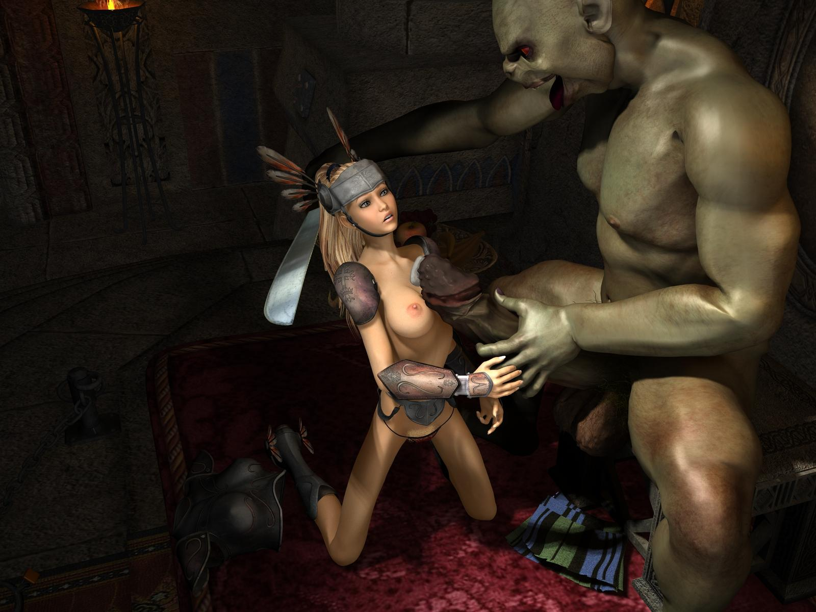 3d elf fucking goblin wallpaper picture nackt extreme women