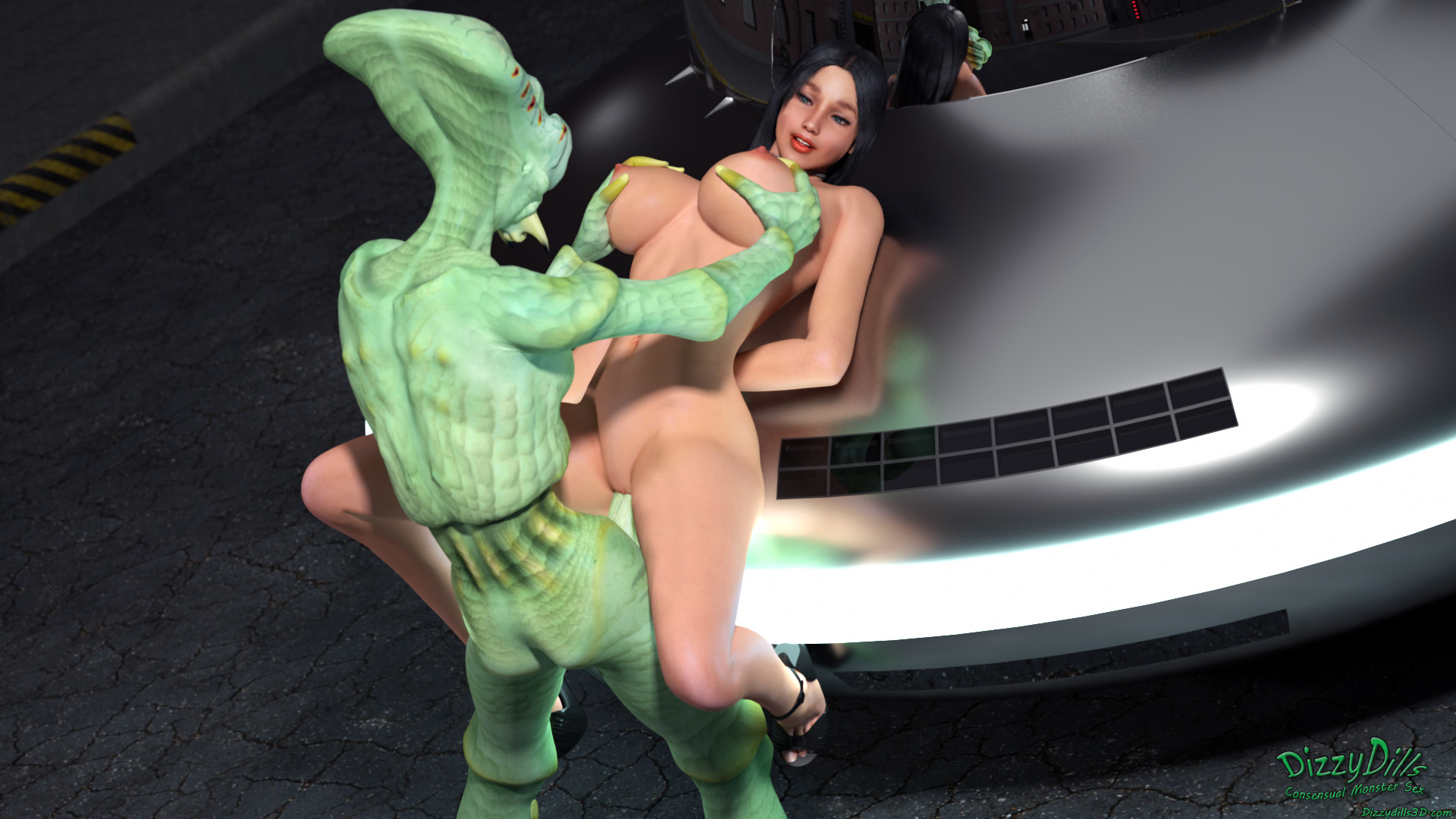 Aliens having sex pictures erotic film
