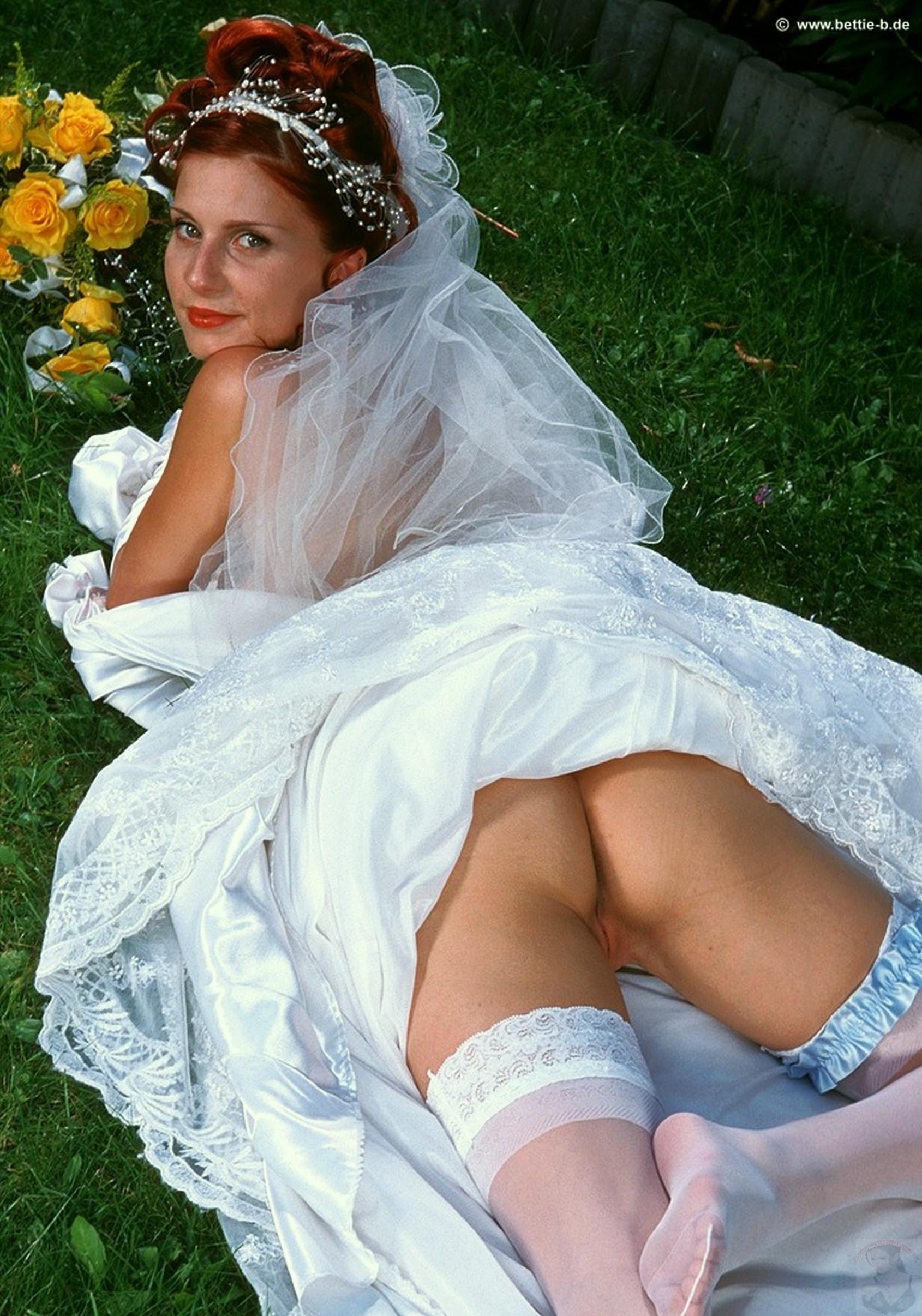 Невесты планом крупным голые фото
