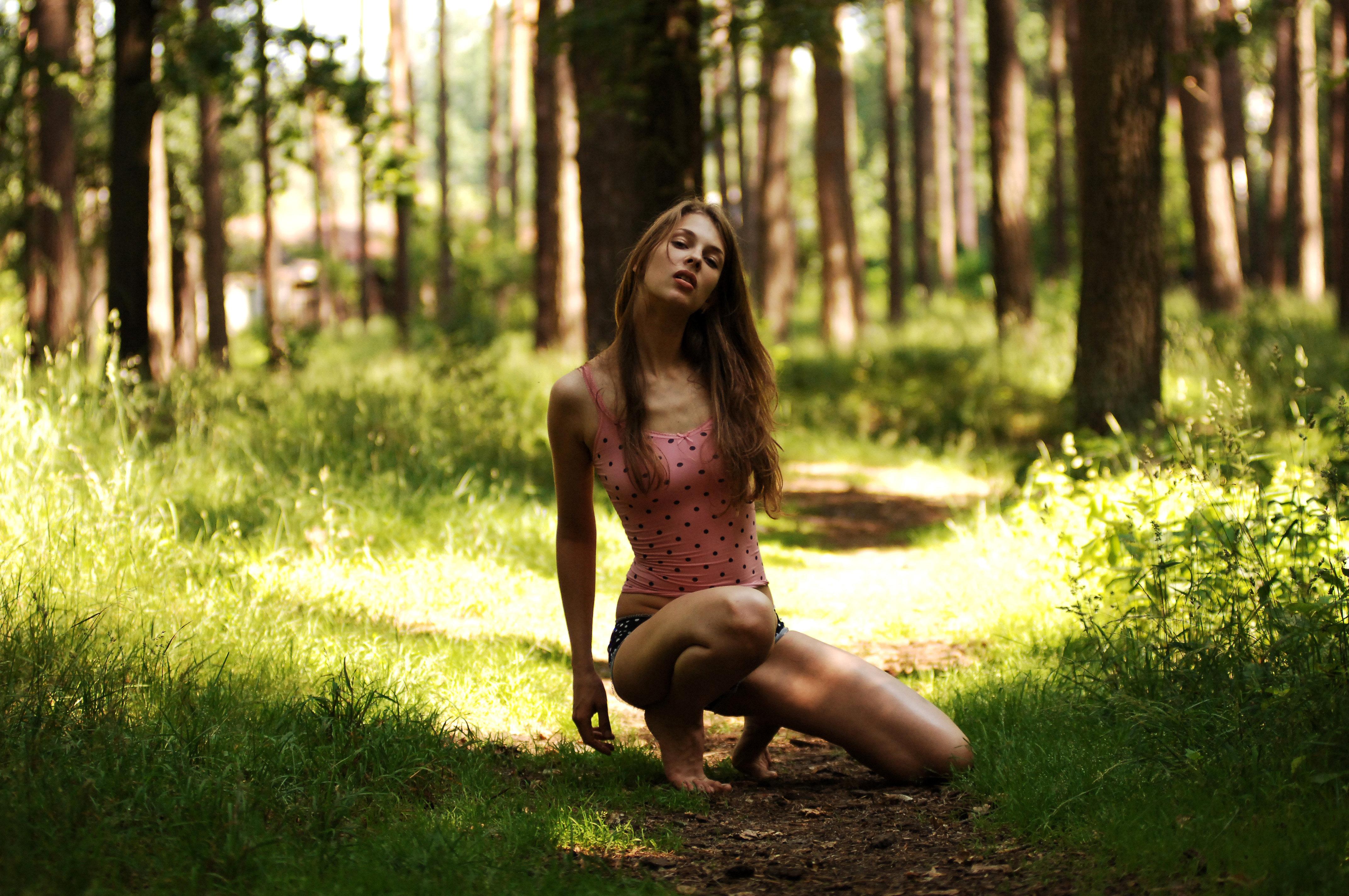 Секс на леса русские, Порно в лесу, секс на природе смотреть онлайн 6 фотография