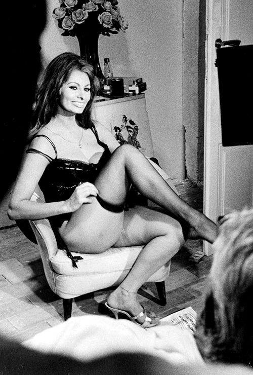 sophia loren black beauty 2