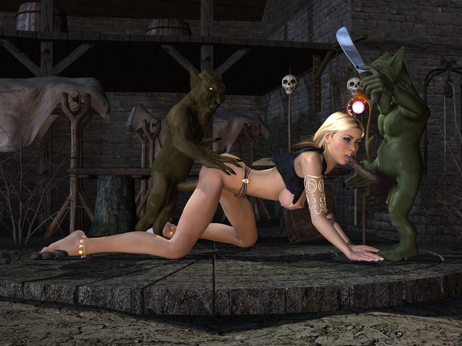 Sex story with goblins porno stripper