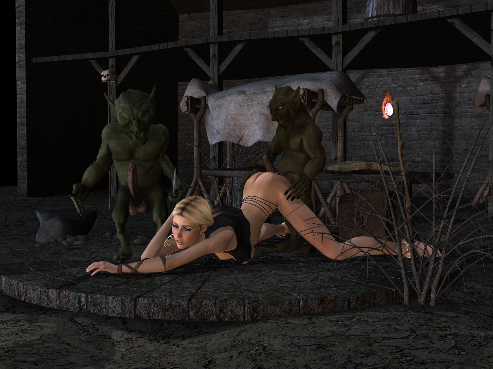 Секс игры монстро 20 фотография
