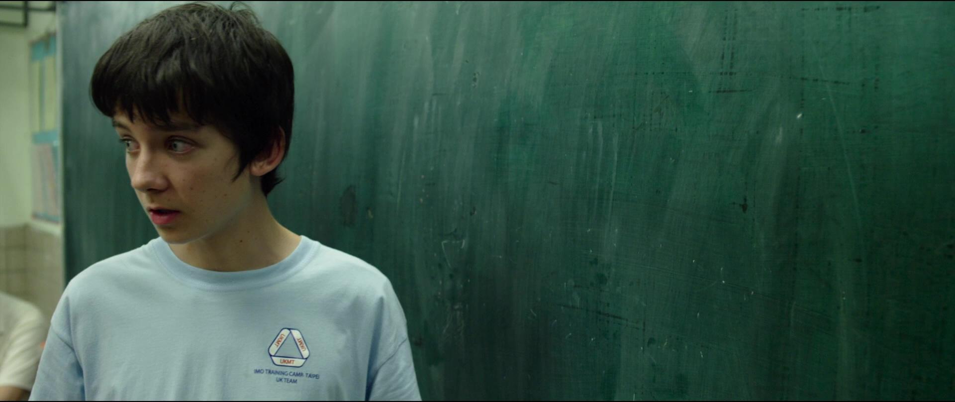 X + Y - A Brilliant Young Mind 2014 (1080p Bluray) DUAL TR-EN - Full HD Film indir