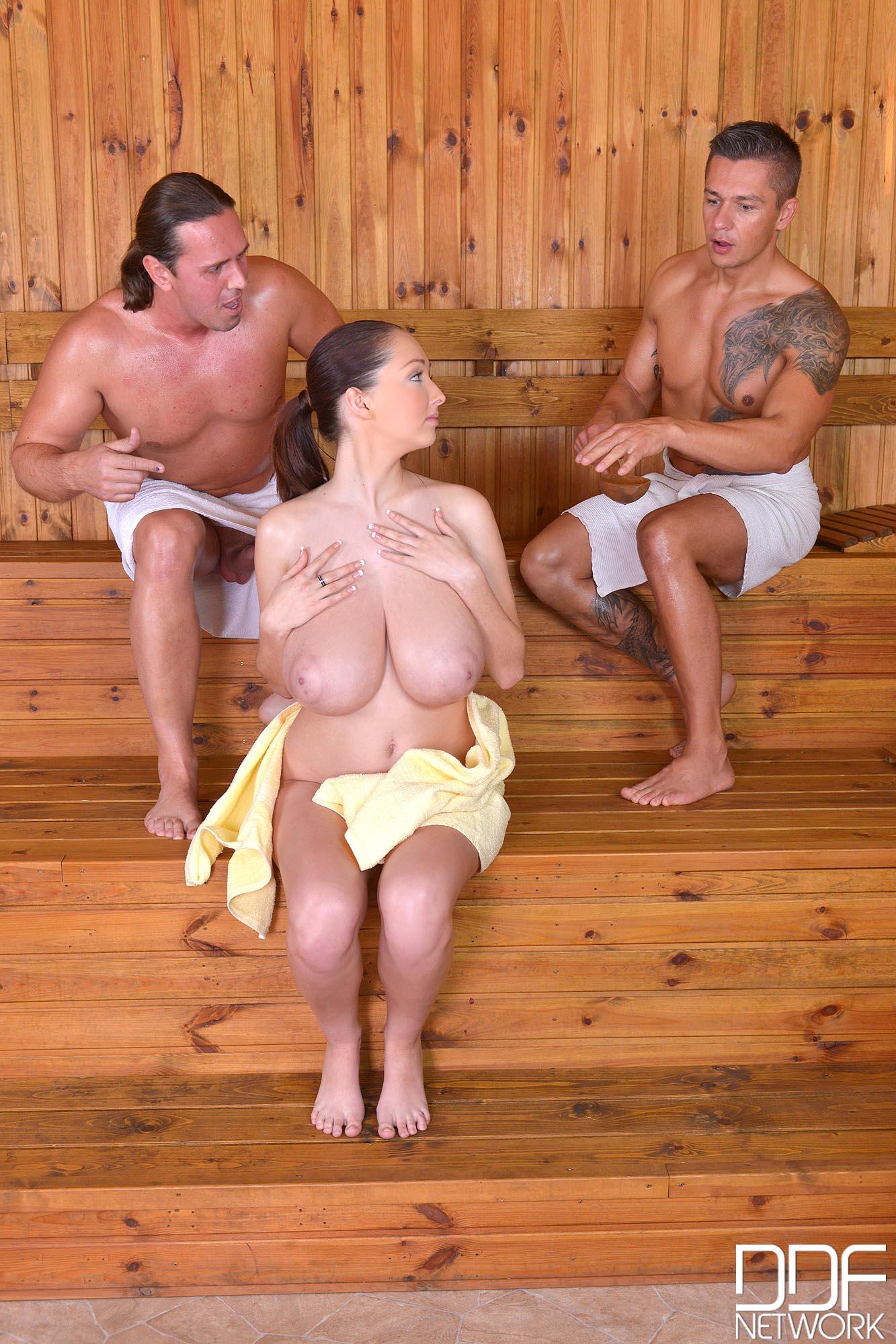 Немецкие бани секс