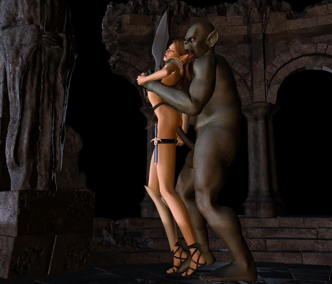 Секс эльфы картинки