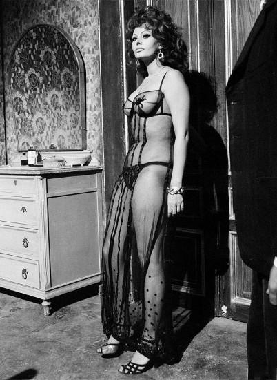 Sophia Loren Marriage Italian Style 1 RIGHT