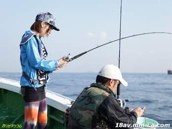 最新加勒比 012414-529 海釣大會 PART1 楓乃花,櫻瀨奈