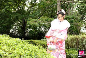 最新heyzo.com 0770 性人式美少女 西野 Ako