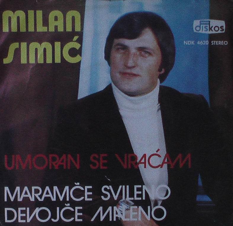 Milan Simic 1977 a