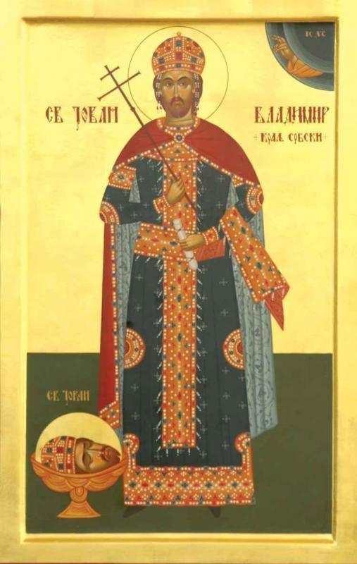 04 06 Sveti Muenik Jovan Vladimir