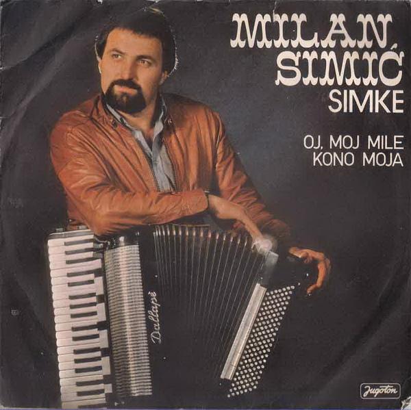Milan Simic 1982 a