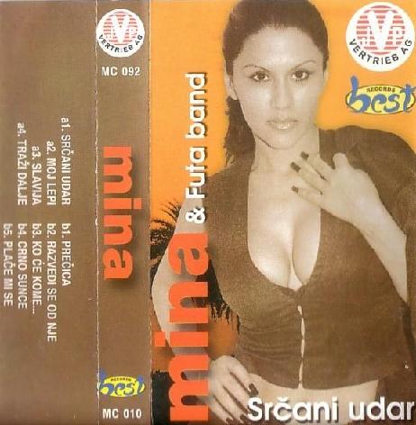 Mina Kostic 2000 Srcani Udar Kaseta Prednja