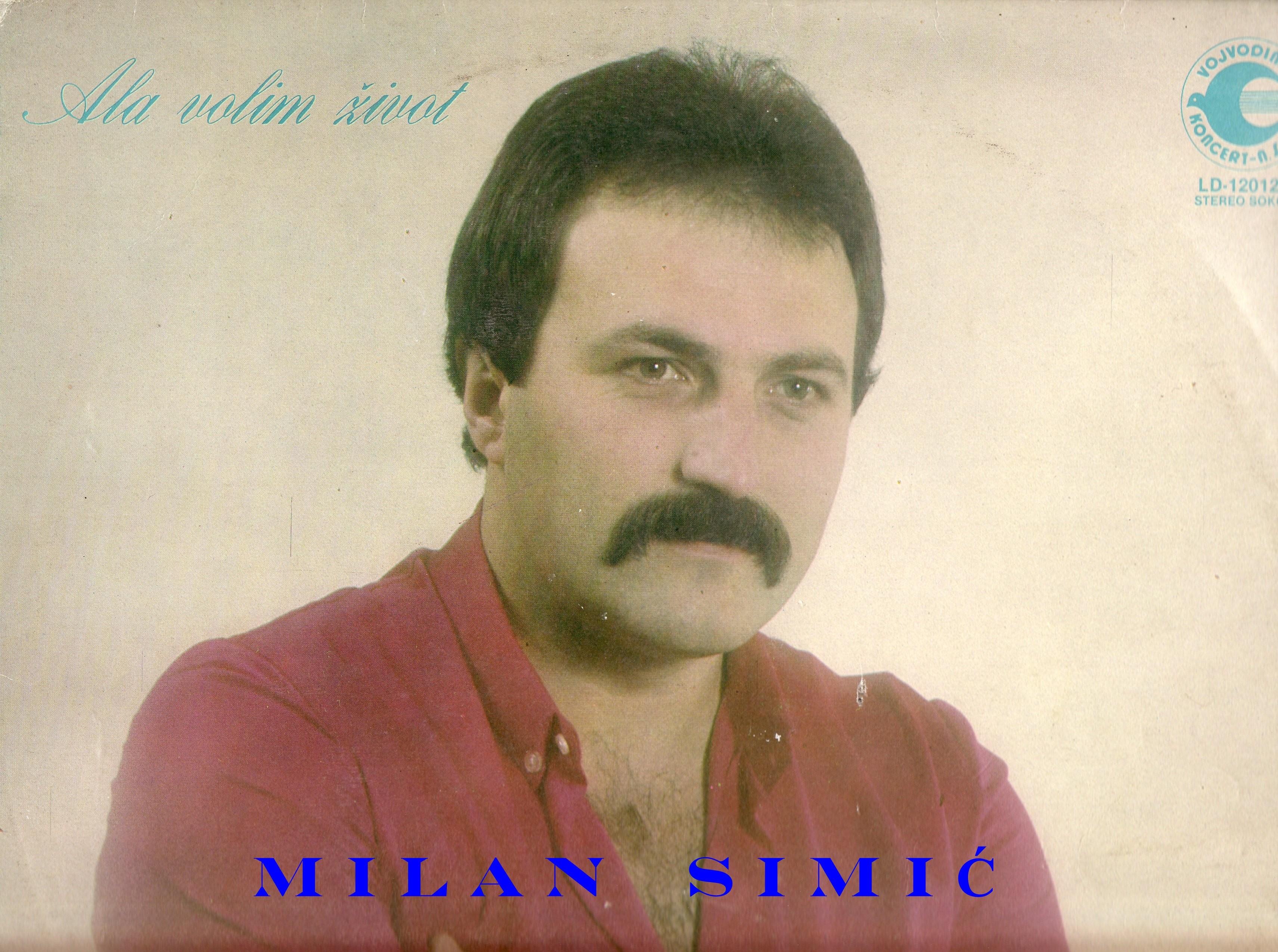 Milan Simic 1983 a
