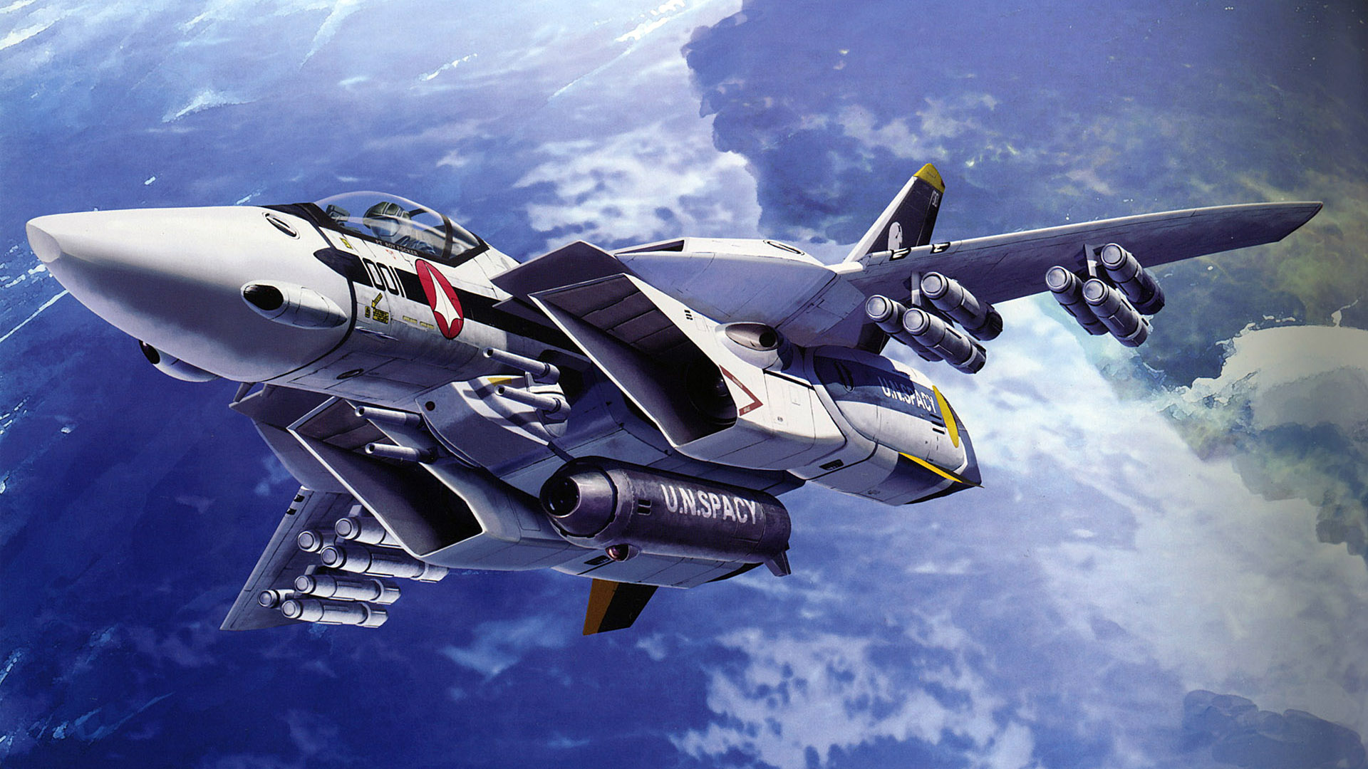 macross fighter HD