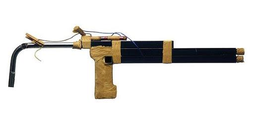 Prison gear shotgun