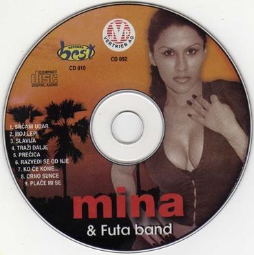 Mina Kostic 2000 Srcani Udar CE DE