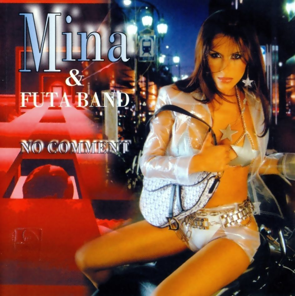 Mina Kostic 2002 No Coment Prednja