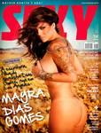 Mayra Dias Gomes pelada