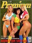 Analia Soledad, Giovana Mello e Samantha Yrsfran