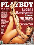 Luciana Vendramini pelada