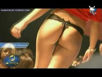 hot booty in g-string lingerie