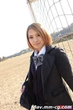 最新天然素人010314_01 制服時代,巨乳女子校生三神理沙