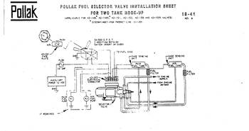 19438371_top_IS 41_b_Page_1 6 port selector, which line goes where? gm square body 1973 pollak fuel selector valve wiring diagram at honlapkeszites.co