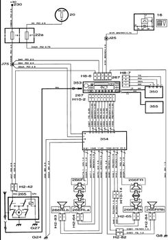 22020185_Prestige_Wiring saab 9 5 wiring diagram stereo wiring diagram and schematic design saab 9-3 stereo wiring harness at aneh.co