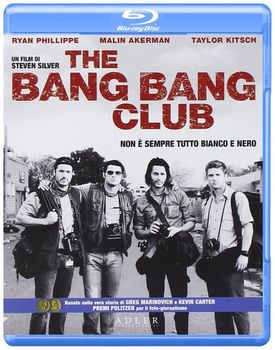 The Bang Bang Club (2010) FULL Bluray AVC DTS HD MA DDN