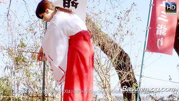 [無碼]最新mesubuta 150116_899_01 綁架巫女密室淫行 河嵨由紀江