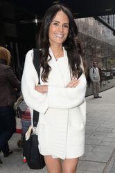 Jordana Brewster | Outside the Good Day Studios in NY | April 23 | 7 pics