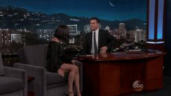 Courteney Cox @ Jimmy Kimmel Live | April 21 2015