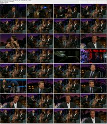 Whitney Cummings @ The late Late Show with James Corden | May 4 2015