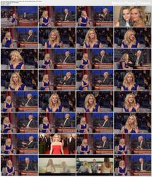 Reese Witherspoon @ Late Show with David Letterman | May 5 2015